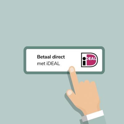 iDEAL betaallinks | Mollie koppeling | Betaallinks op de factuur | Boekhoudprogramma