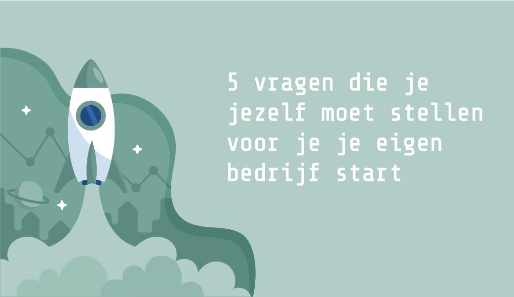 5 vragen die je jezelf moet stellen voor je je eigen bedrijf start   House of Ambition   Paperdork   design by Freepik