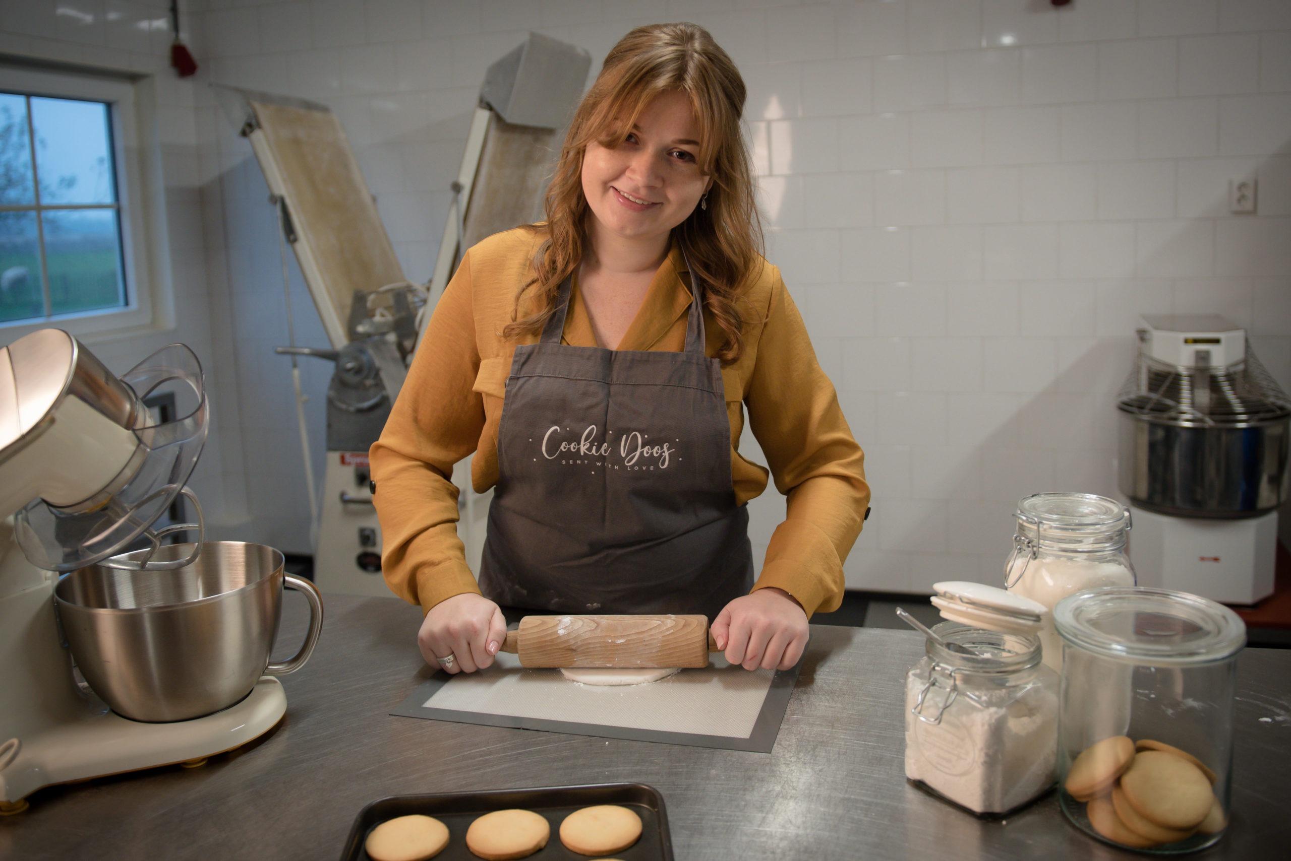 Loraine van Niekerk Cookie Doos - Paperdork klanten